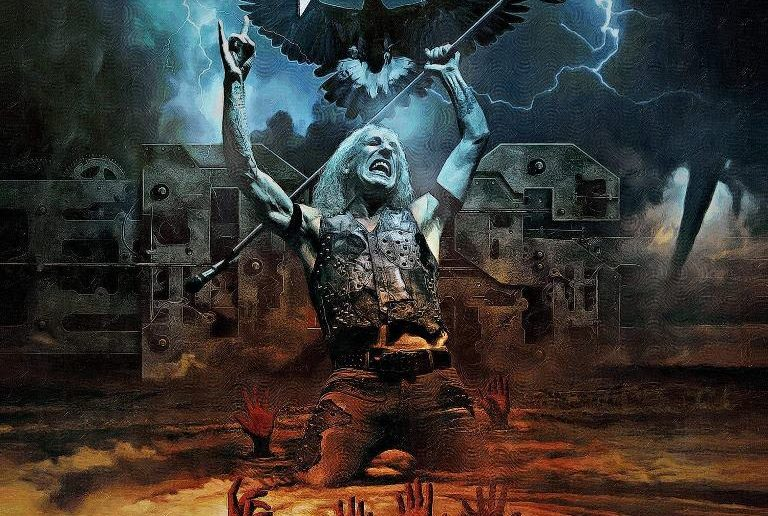 DEE-SNIDER-For-The-Love-Of-Metal-album-cover