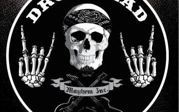 DROP-DEAD-Mayhem-album-cover