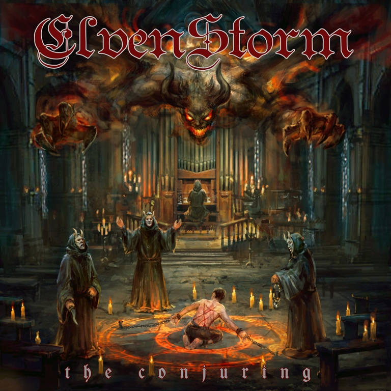 ELvenstorm-the-conjuring-album-cover