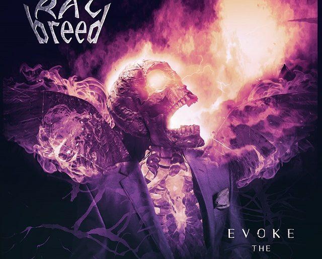 Ratbreed-Evoke-The-Blaze-album-cover