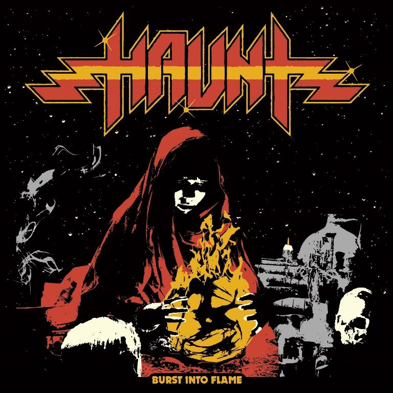 haunt-burst-into-flame-album-cover