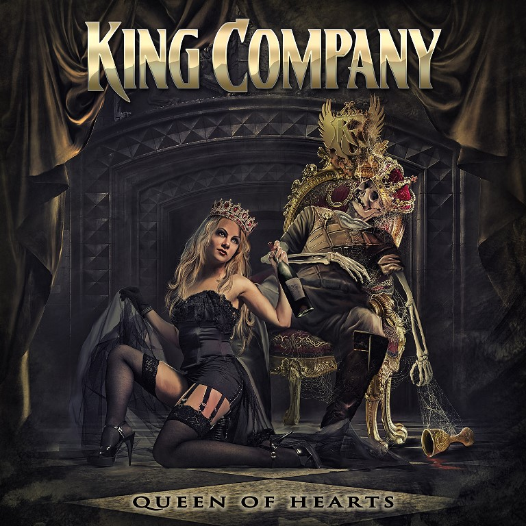 king-company-queen-of-hearts-album-cover