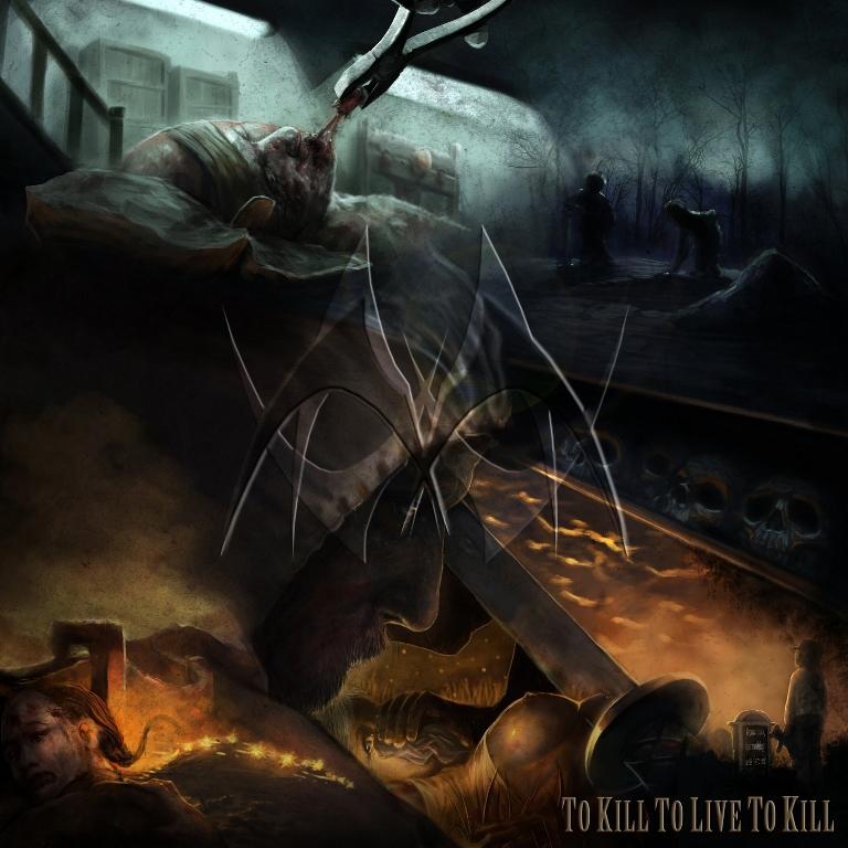 manticora-to-kill-to-live-to-kill-album-cover
