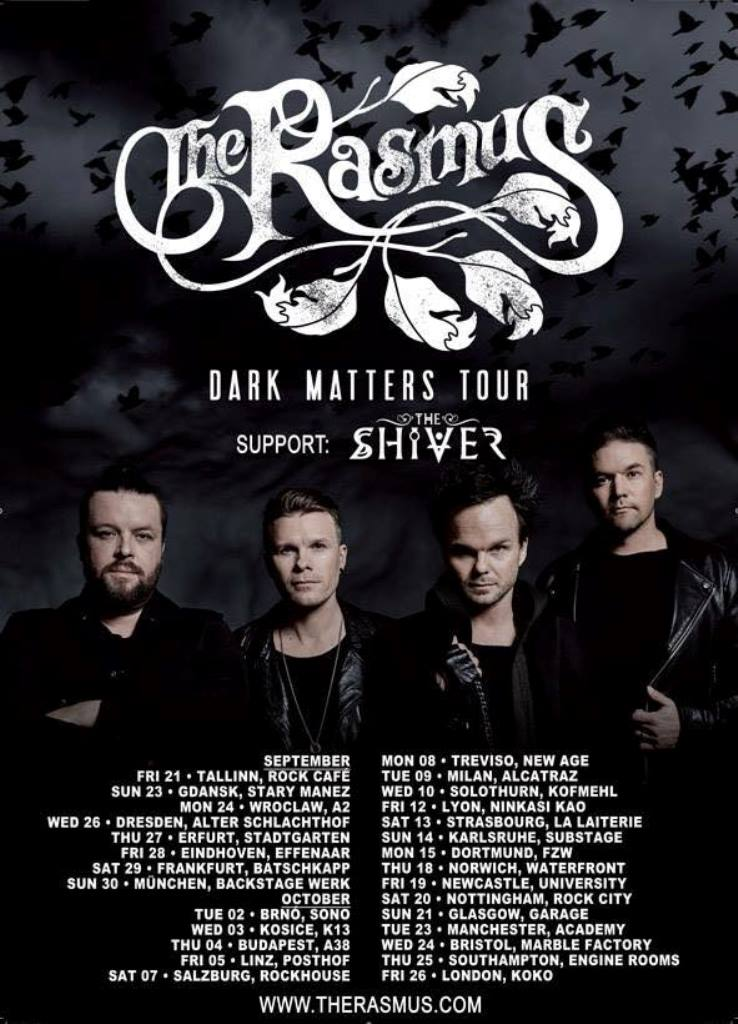 the-rasmus-tour-flyer-2018