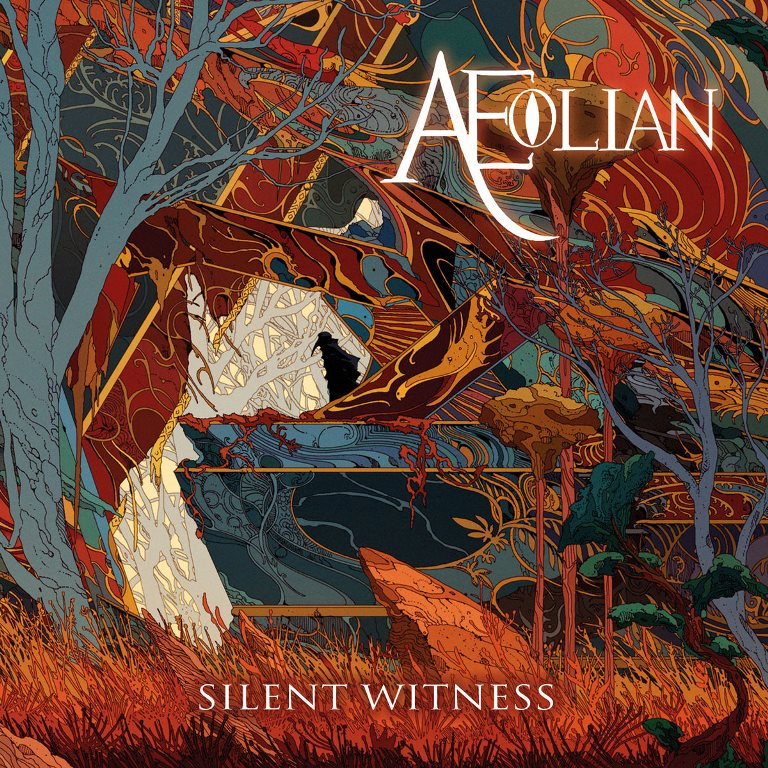 Aeolian-Silent-Witness-album-cover