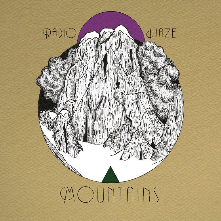 Radio-Haze-Mountains-album-cover