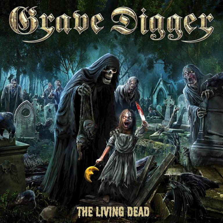 grave-digger-the-living-dead-album-cover