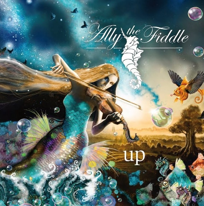 ALLY-THE-FIDDLE-Up-album-cover