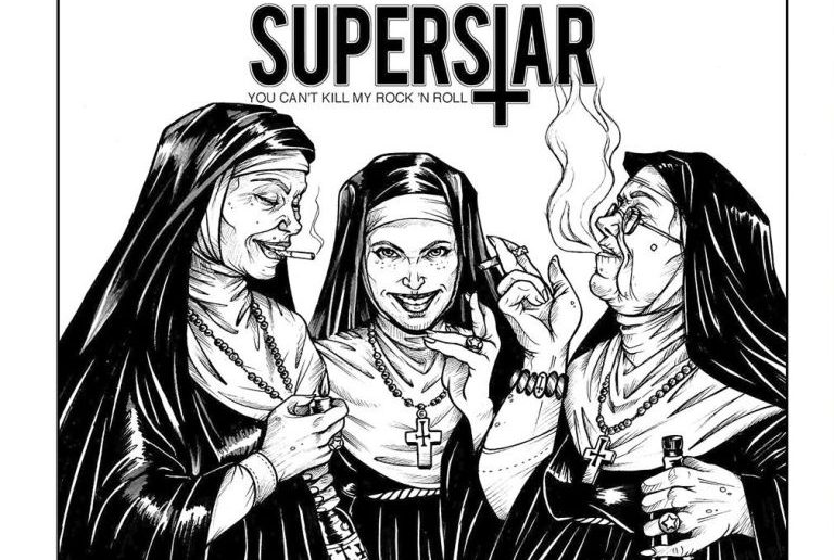 HARDCORE-SUPERSTAR-You-Cant-Kill-My-Rock-N-Roll-album-cover
