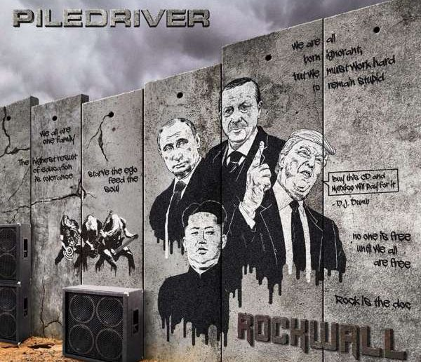 Piledriver-Rockwall-album-cover