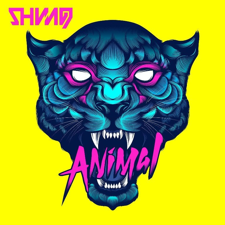 SHINING-Animal-album-cover