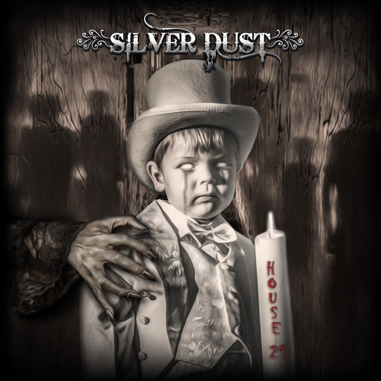 SILVERDUST-House-21-album-cover