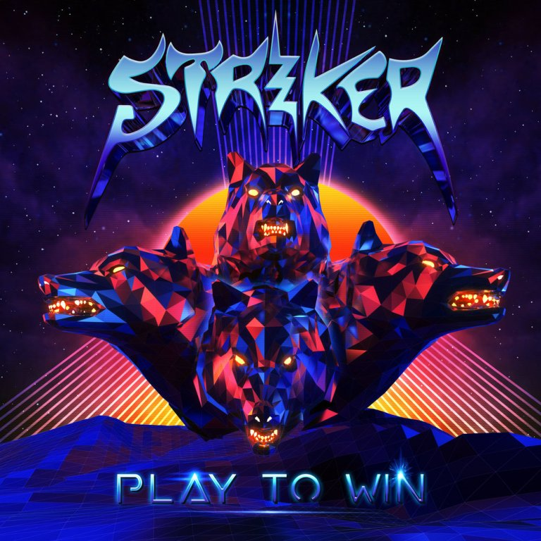 STRIKER-Play-to-Win-album-cover