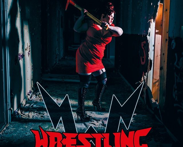 Wrestling-ride-on-freaks-album-cover