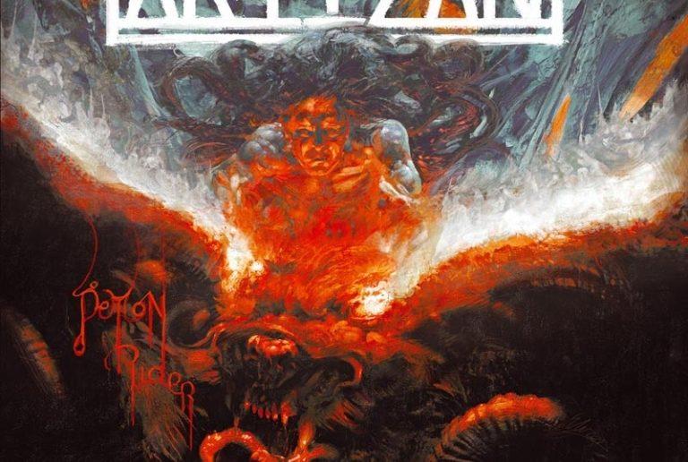 artizan-demon-rider-album-cover