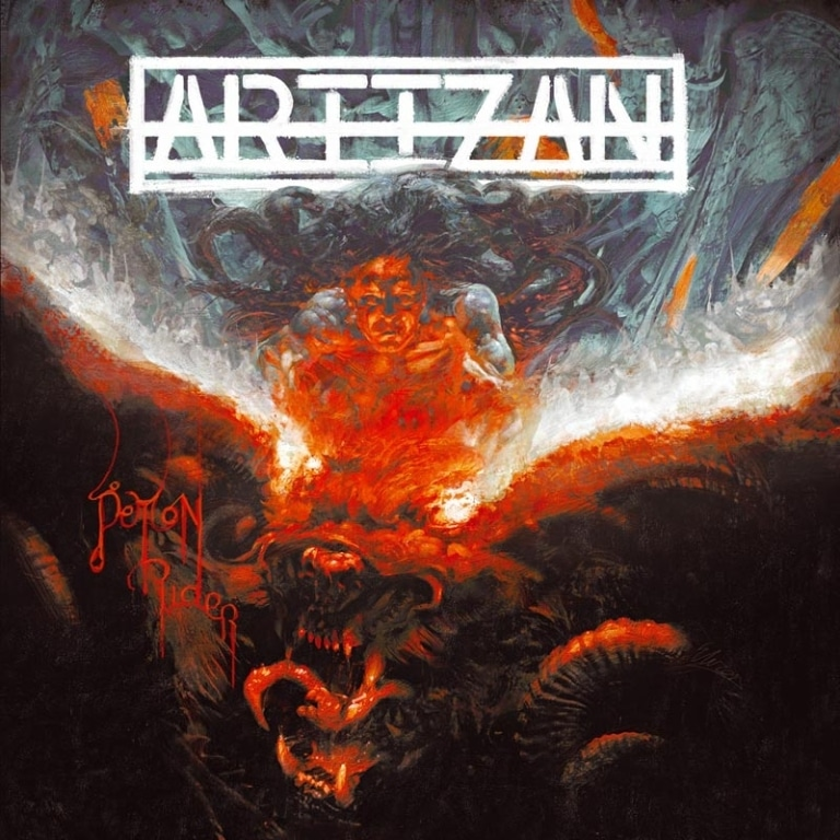 artizan-demon-rider-album-cover