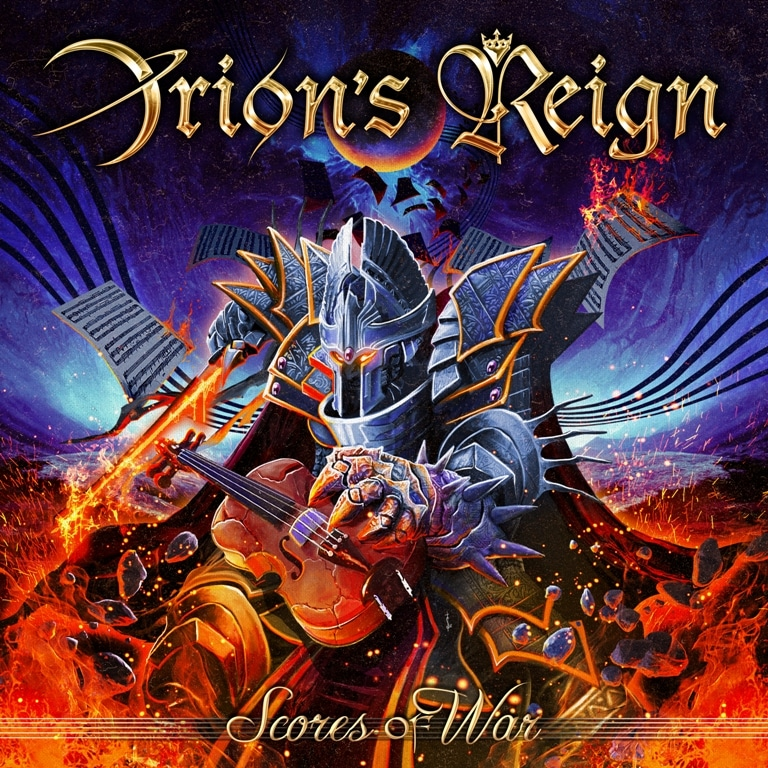 orions-reign-scores-of-war-album-cover