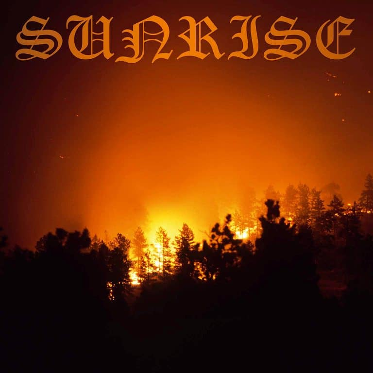 professor-black-sunrise-album-cover