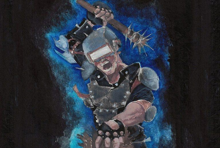 road-warrior-power-album-cover