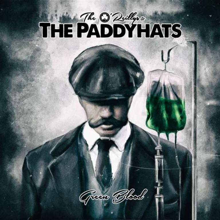 the-oreillys-and-the-paddyhats-green-blood-album-cover