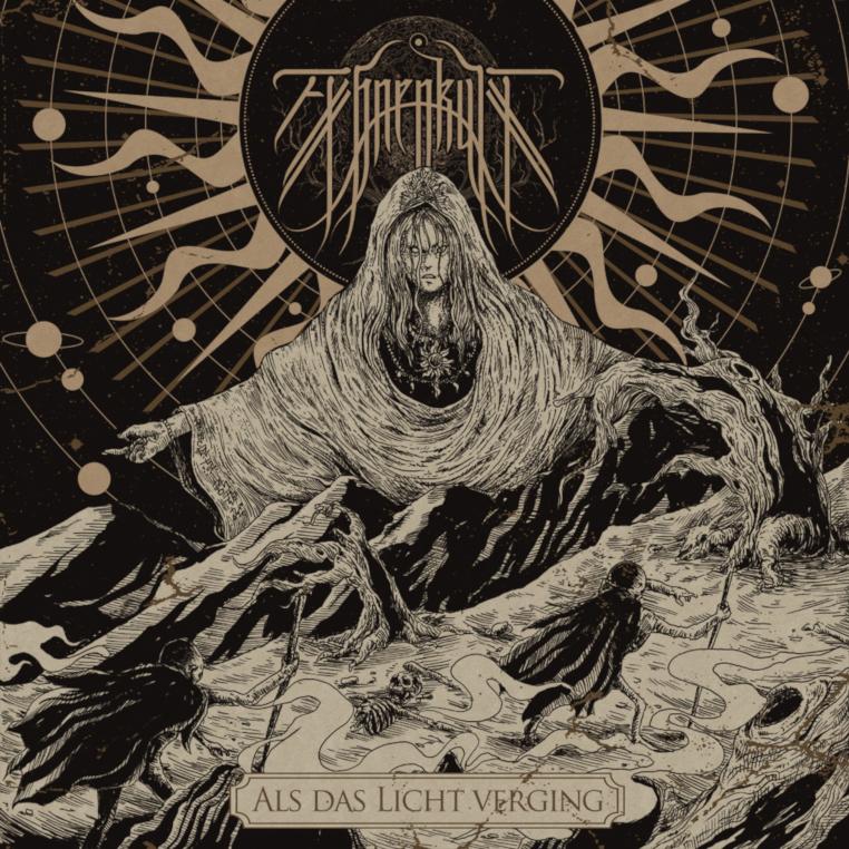 Ahnenkult-Als-das-Licht-verging-album-cover