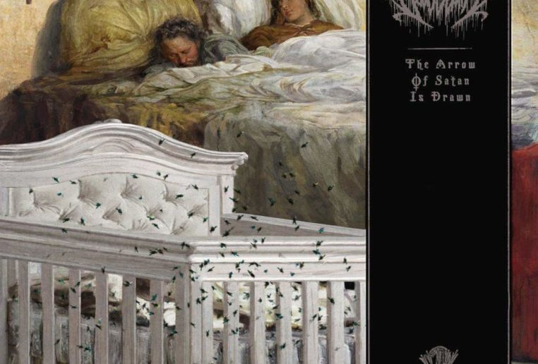 BLOODBATH-The-Arrow-Of-Satan-Is-Drawn-album-cover