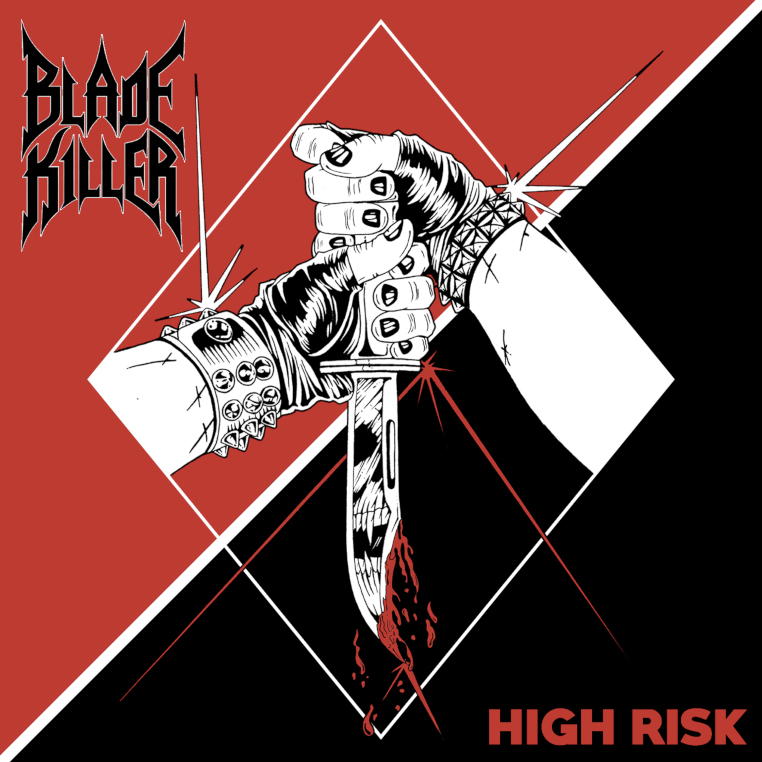Blade-Killer-High-Risk-album-cover