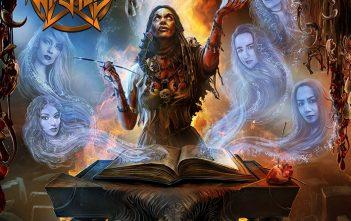 Burning-Witches-HEXENHAMMER-album-cover