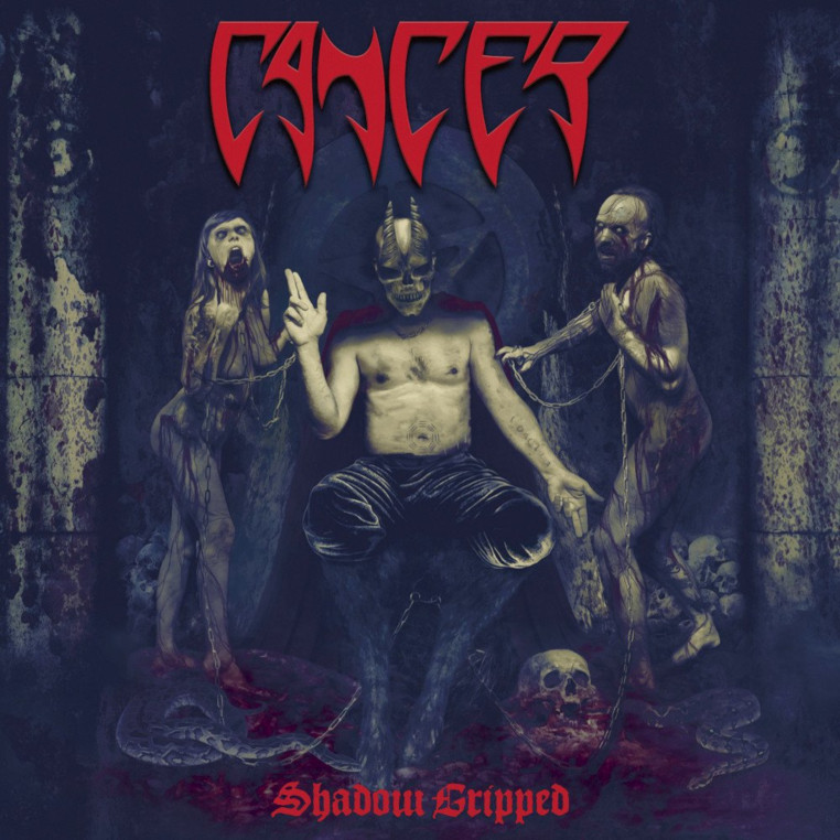 CANCER-Shadow-Gripped-album-cover