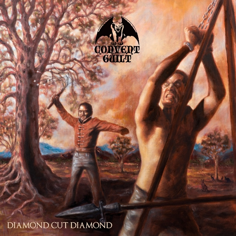 CONVENT-Guilt-Diamond-Cut-Diamond-album-cover