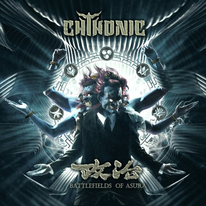 Chthonic-Battlefields-Of-Asura-album-cover
