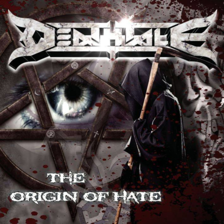 DEATHTALE-The-Origin-Of-Hate-album-cover
