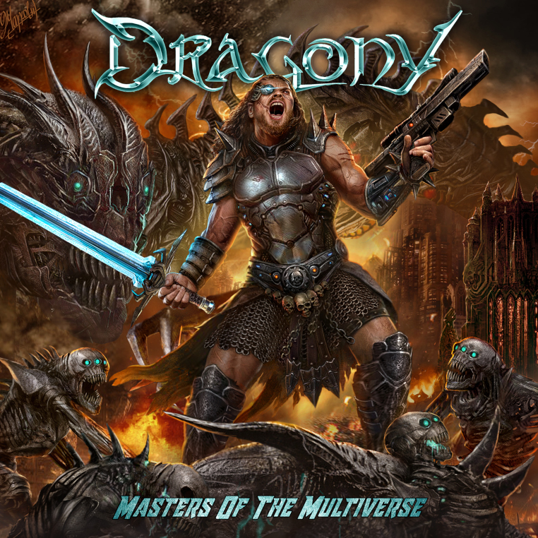 DRAGONY-Masters-Of-The-Multiverse-album-cover