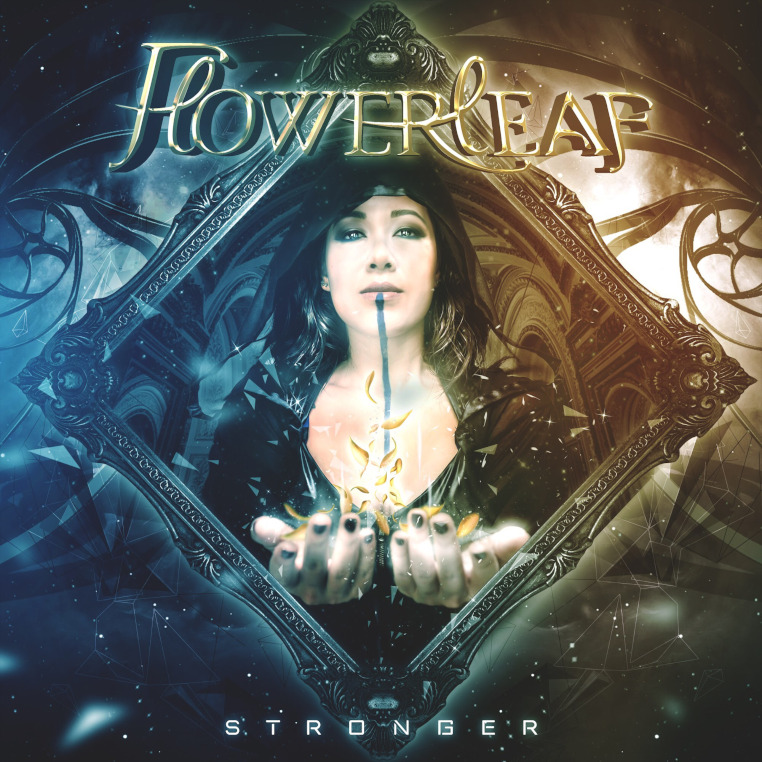 FLOWERLEAF-Stronger-album-cover