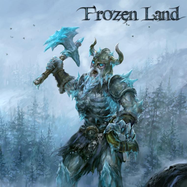 Frozen-Land-Frozen-Land-album-cover