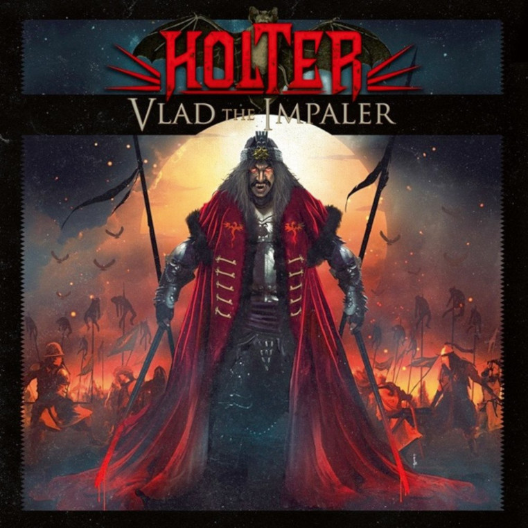 HOLTER-Vlad-The-Impaler-album-cover