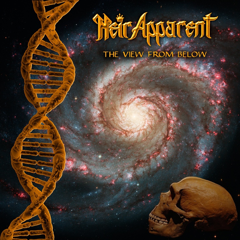 Heir-Apparent-The-View-From-Below-album-cover
