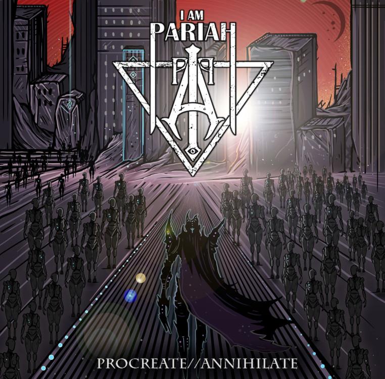 I-Am-Phariah-Procreate-Annihilate-album-cover