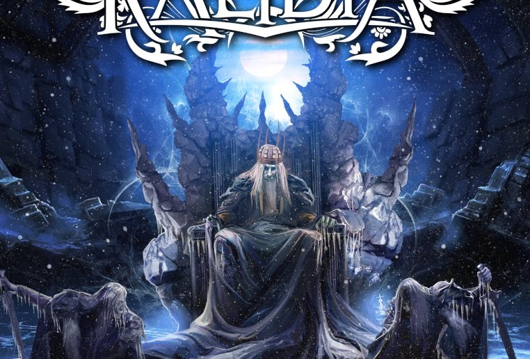 Kalidia-The-Frozen-Throne-album-cover
