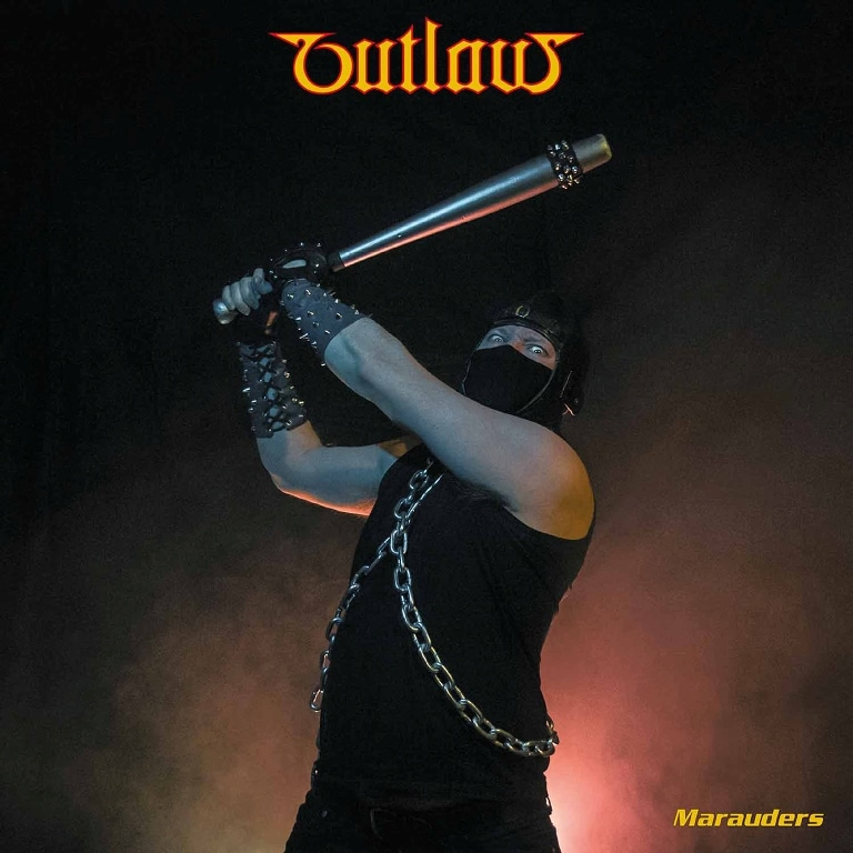 Outlaw-Marauders-album-cover