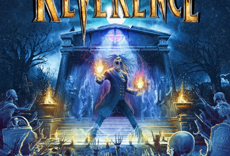Reverence-Vengeance-Is-Live-album-cover