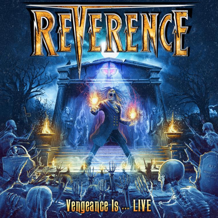 Reverence-Vengeance-Is-Live-album-cover