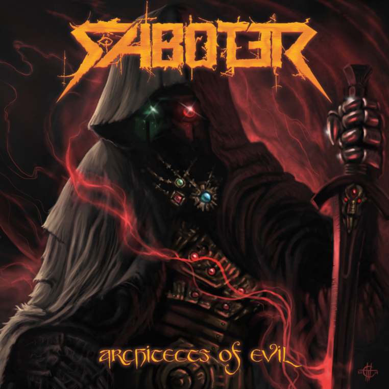 Saboter-Architects-Of-Evil-album-cover