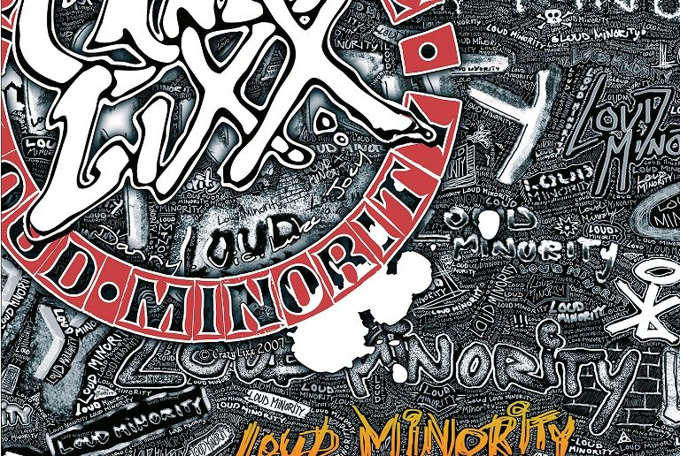 crazy-lixx-loud-minority-re-release-album-cover