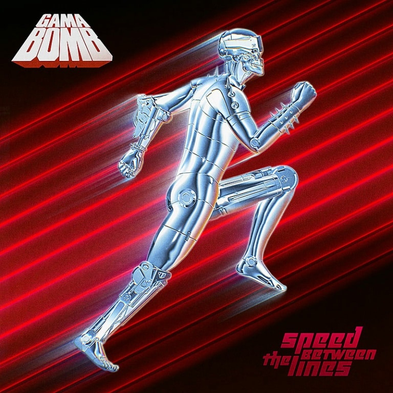gama-bomb-speed-between-the-lines-album-cover