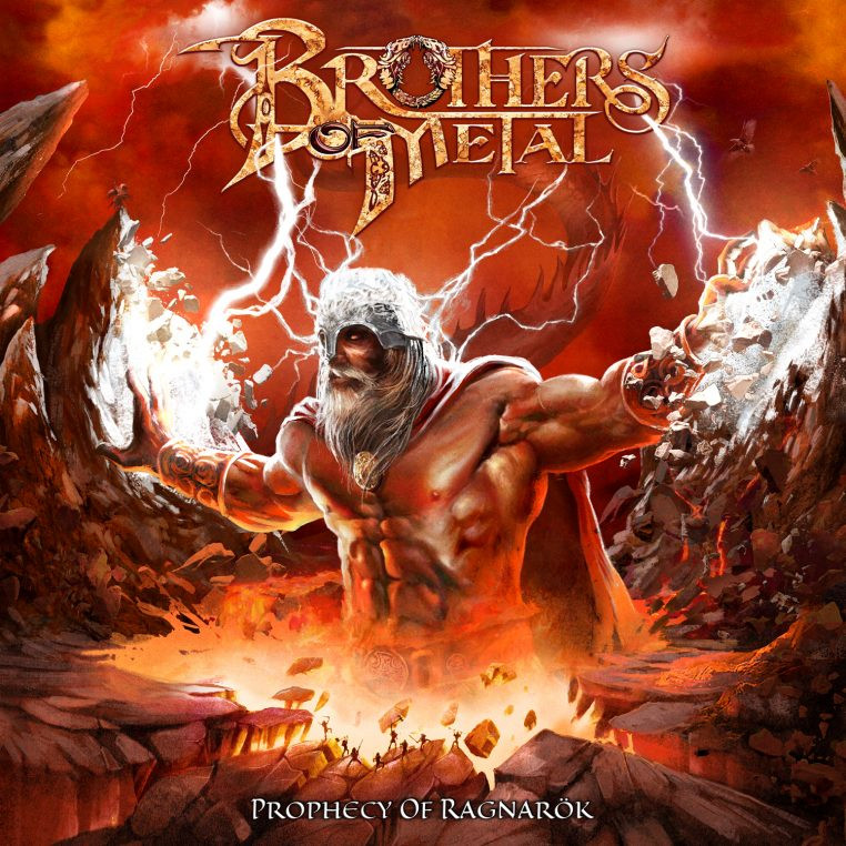 Brothers-Of-Metal-Prophecy-Of-Ragnaroek-album-cover
