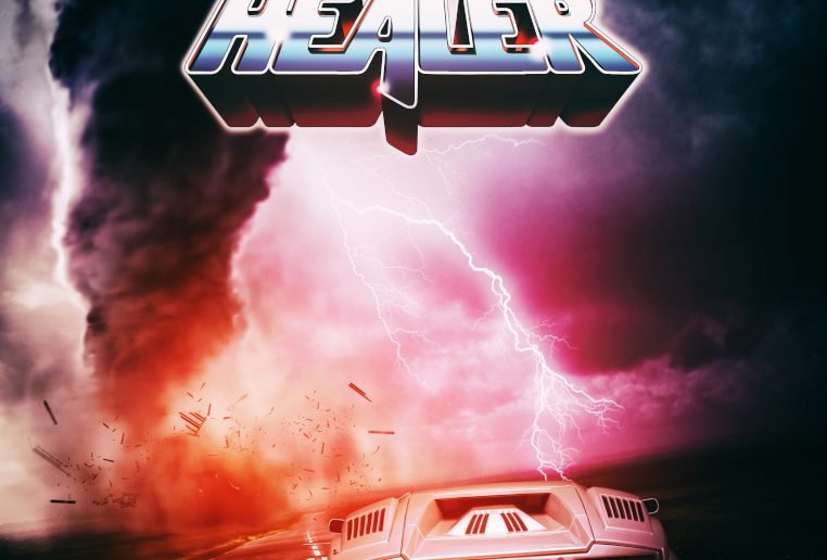 HEALER-Heading -For-The-Storm-album-cover