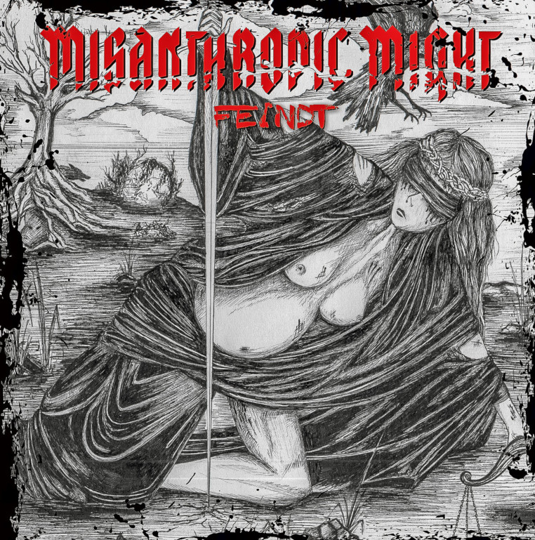 MISANTHROPIC-MIGHT-Feindt-album-cover