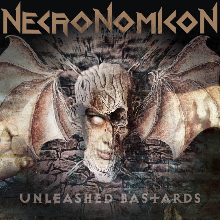 Necronomicon - Unleashed Bastards - Cover - Artwork