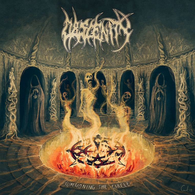 Obscenity-Summoning-The-Cricle-album-cover